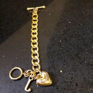 Juicy Couture Charm Bracelet